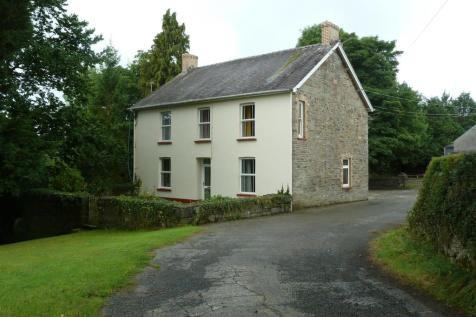 Pantyderi Farm, Bancyfelin. 4 bedroom country house