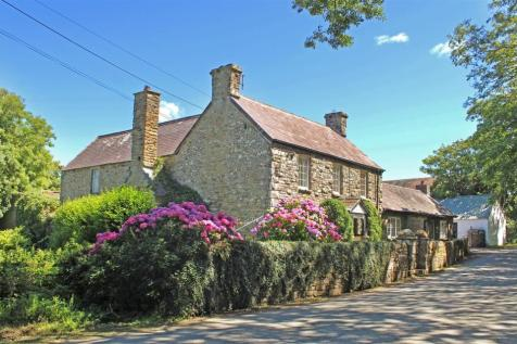 Nolton, Haverfordwest. 6 bedroom country house for sale