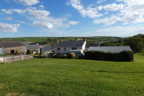 Clomendy, Llangain, Carmarthen. 5 bedroom country house for sale