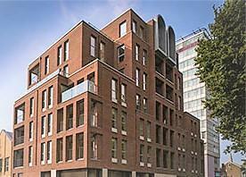 King Street, London, W6. 575 bedroom flat