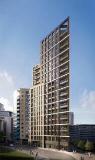 Western Gateway, London, E16. Studio flat