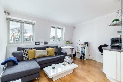 Sinclair Road, Brook Green, London, W14. 1 bedroom flat