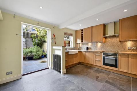 Ceylon Road, Brook Green, London W14. 4 bedroom house for sale