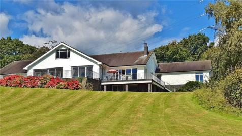 Bryn Hyfryd Graig Road, Lisvane Cardiff CF14 0UF. 4 bedroom detached house
