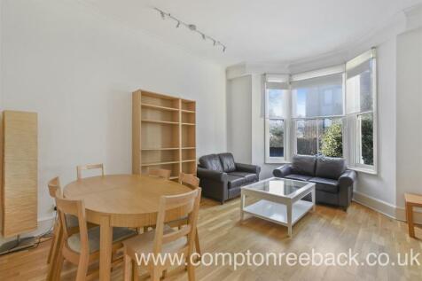 Thorngate Road, Maida Vale, W9. 2 bedroom apartment