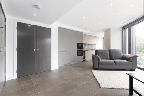 The Lexicon, City Road. 1 bedroom apartment