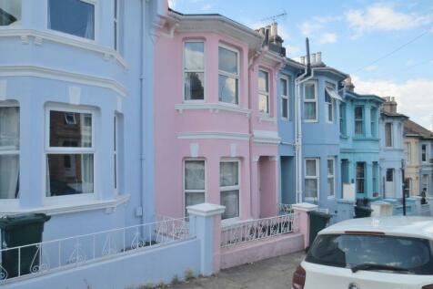 Bentham Road, Brighton. 4 bedroom terraced house