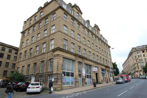 Manor Row Bradford. 1 bedroom apartment