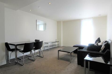 Indigo Blu, 14 Crown Point Road, Leeds, LS10. 1 bedroom apartment