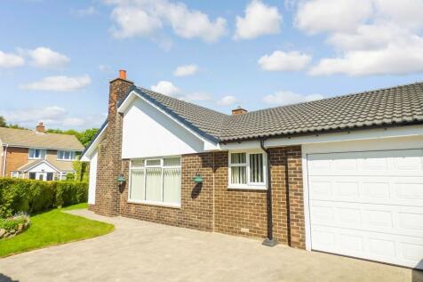 The Demesne, North Seaton Village, Northumberland, NE63 9TW. 5 bedroom bungalow for sale