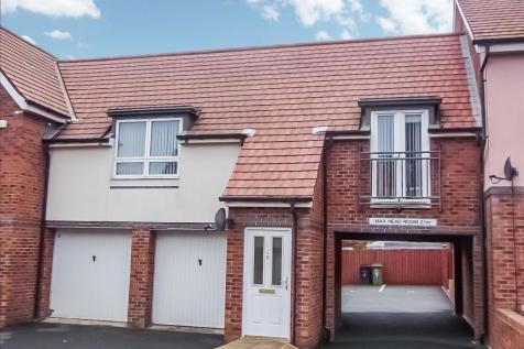 Howard Walk, Barley Rise, Ashington, Northumberland, NE63 9FP. 2 bedroom flat