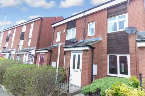 Harrington Way, Ashington, Northumberland, NE63 9JN. 3 bedroom town house