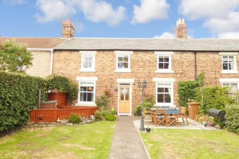 First Row, Ashington, Northumberland, NE63 8ND. 4 bedroom terraced house for sale