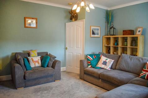 Victoria Terrace, Bedlington, Northumberland, NE22 5QA. 2 bedroom flat