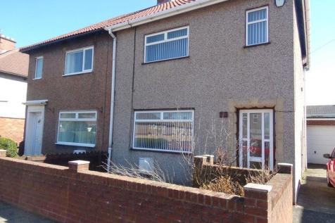 Dukes Gardens, Cowpen, Blyth, Northumberland, NE24 5HD. 2 bedroom semi-detached house