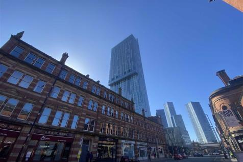 Beetham Tower, Deansgate, Manchester property