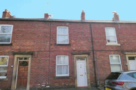 Pearsons Terrace, Hexham, Northumberland, NE46 3DZ. 2 bedroom terraced house