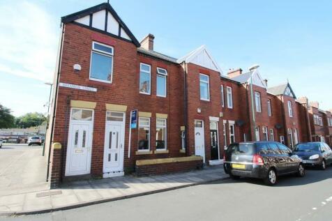 Breamish Street, Jarrow, Tyne and Wear, NE32 5SH. 2 bedroom ground floor flat