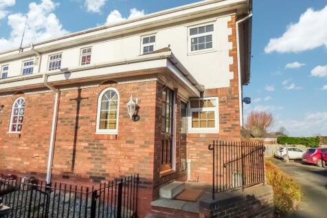 Merley Gate, Morpeth, Northumberland, NE61 2EP. 2 bedroom terraced house