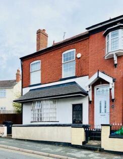 Grange Road, Dudley, West Midlands, DY1 2AJ. 3 bedroom terraced house for sale