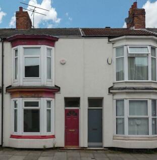 Outram Street, Middlesbrough, Cleveland, TS1 4EG. 2 bedroom terraced house