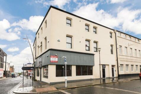 Norfolk Street, Sunderland, Tyne and Wear, SR1 1EA. 1 bedroom flat