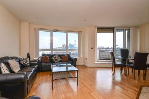 Tradewinds, Wards Wharf Approach, London. 2 bedroom flat