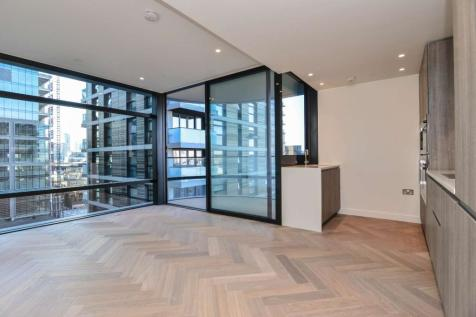 2 Principal Place, Liverpool Street, London. 2 bedroom flat