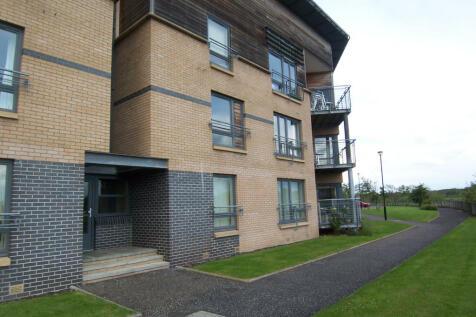 76 Cooperage Quay, Riverside, FK8 1JJ. 2 bedroom ground floor flat