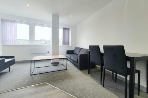 Tivoli House, Hull City Centre. 1 bedroom apartment