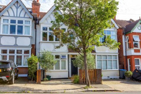Kings Avenue, New Malden. 4 bedroom terraced house for sale
