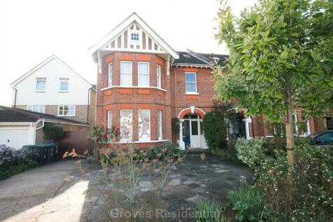 Presburg Road, New Malden. 5 bedroom semi-detached house