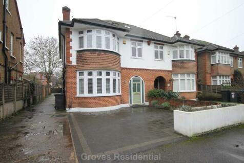 Chestnut Grove, New Malden. 4 bedroom semi-detached house for sale