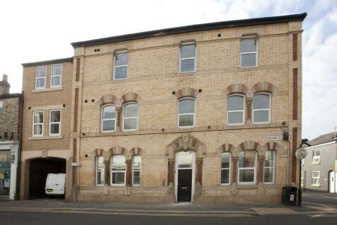 Arundel House, 12 Rylands Street, Warrington. 1 bedroom flat
