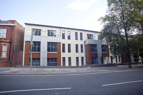 Bridgeman House Studios, Bridgeman Terrace, Wigan. Studio flat