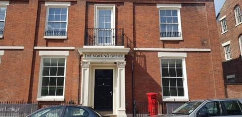 The Sorting Office, 42 West Cliff, Preston. 1 bedroom flat