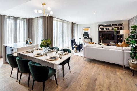 Marketing Suite at Petrone House, 13 Phoenix Place, London, WC1X 0DH. 3 bedroom apartment