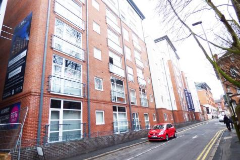 Chatham Street, Leicester, Leicestershire, LE1. 2 bedroom apartment