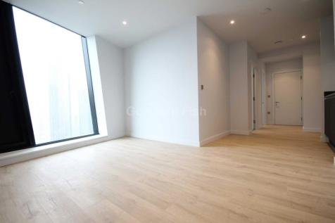 Axis Tower, 9 Whitworth Street West, Southern Gateway. 2 bedroom apartment