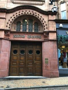 Flat 6, Newton Chambers, Cannon Street. 1 bedroom flat