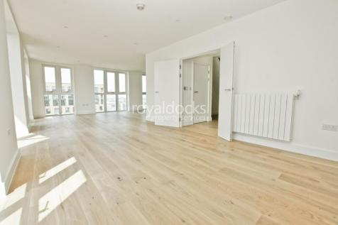 Royal Arsenal Riverside, Woolwich, London, SE18. 3 bedroom penthouse