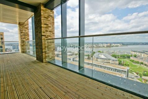 Royal Arsenal Riverside, Woolwich, London, SE18. 3 bedroom apartment