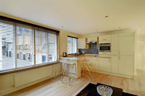 Montagu Street,London,W1H. 1 bedroom ground floor flat