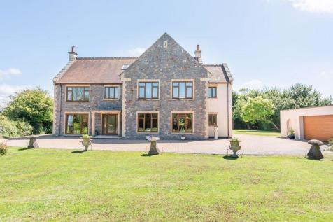 West Wick, Weston-Super-Mare - SIMPLY OUTSTANDING. 5 bedroom detached house