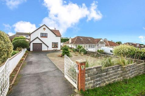 Highfield Road, Bleadon Hill - SEA VIEWS. 4 bedroom detached house for sale