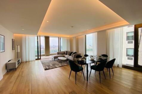 Belvedere Road, London, SE1. 2 bedroom apartment for sale