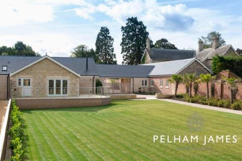 Stamford Road, Empingham. 5 bedroom barn conversion for sale