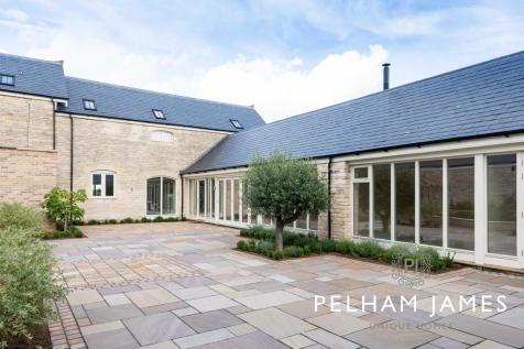 Stamford Road, Empingham. 4 bedroom barn conversion for sale