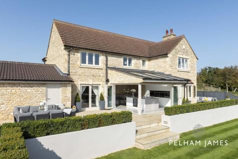 Ryhall Road, Great Casterton. 5 bedroom detached house for sale