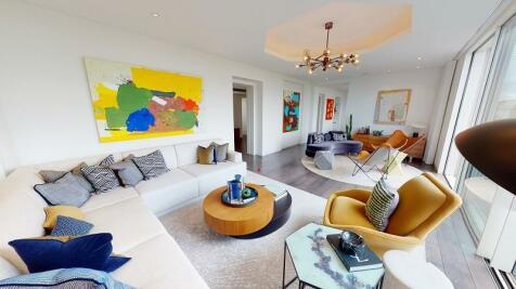 Hyde Park Place, London. 3 bedroom apartment for sale